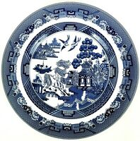 Johnson Brothers WILLOW BLUE (MADE IN CHINA) Dinner Plate NEW