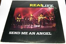 "Real Life - Send Me An Angel 12"" (Portugal Pressing 1984) EXCELLENT."