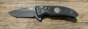 """Hogue SIG Sauer Knife G10 CPM154 Legion 16176 Flipper Manual Black 2.75"""""""