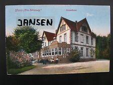 AK Ulsnis Strandhotel Frankiert,ungelaufen Kr. Schleswig-Flensburg