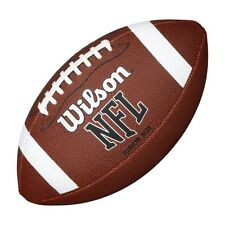 WILSON NFL BIN BALL JNR, JUNIOR  SIZE  AMERICAN FOOTBALL