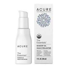 Acure The Essentials Rosehip Oil 100 Certified Organic 30ml
