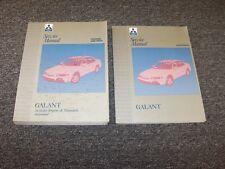 1997 Mitsubishi Galant Workshop Shop Service Repair Manual Set DE ES LS 2.4L