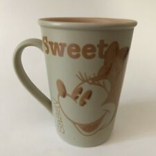 Disney Minnie Mouse Coffee Cup Mug Sweet Sassy Precious Indomitable In Charge
