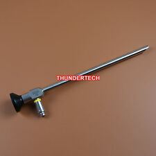 New 8mm X 70° Laryngoscope Storz Stryker Wolf Compatible Rigid Endoscope
