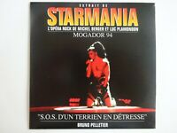 STARMANIA : S.O.S. D'UN TERRIEN EN DETRESSE ♦ CD Single ♦