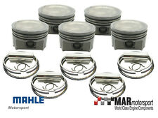 MAHLE Motorsport forged pistons Focus RS MK2 / ST2.5 Turbo, 83.00mm bore 8.5:1