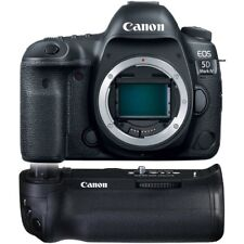"Canon Eos 5D Mark Iv 30.4Mp Digital Slr Camera - Black (Body Only)With""Extras 4;"
