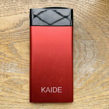 Kaide Power Bank with Torch USB iPhone Micro USB 5V 10000Mah Battery Charger