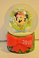 Disney Mickey Mouse JCPenney Snowglobe Christmas 2011 Collectible