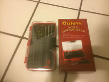 Outers 51 Screwdriver Kit With Case New & Ready For Free Shipping