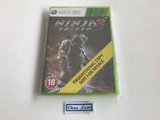 Ninja Gaiden 3 - Promo - Microsoft Xbox 360 - PAL EUR - Neuf Sous Blister