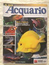 IL MIO ACQUARIO n.111 anno 2007 rivista di pesci rettili piante invertebrati...
