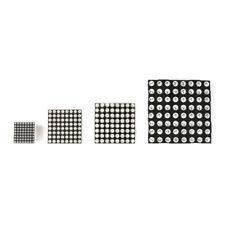 8x8 Dot Matrix 1933755mm Red Led Display Clock Common Anode Cathode Diy