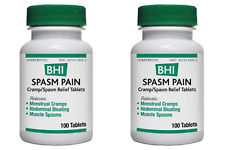 MEDINATURA BHI Spasm-Pain 100 tabs(Paks of 2)
