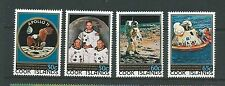 """1979 The 10th Anni """"Apollo Landing set 4 Complete Mint Unhinged as per  Scan"""