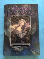 SOMETHING RICH AND STRANGE - FIRST EDITION BY PATRICIA A. MCKILLIP & BRIAN FROUD