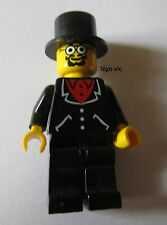 Lego Personnage Adventure minifig Lord Sam Sinistre du 2879 5909 5948 5978 5988