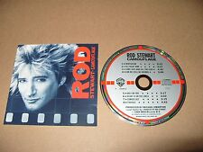 Rod Stewart Camouflage cd 1984 Rare Early German Press Ex Condition