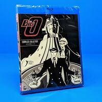 The Big O: Complete Collection Seasons 1 and 2 (Blu-ray, Anime, 2017, 4 Discs)