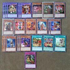 Yu-Gi-Oh! Mai Valentine Complete Amazoness Deck Call Liger Empress Spy