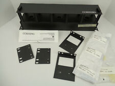 Corning Cable Systems Closet Jumper Management Panel CJP-02U Kit NOS