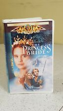 Classic/Vintage The Princess Bride VHS Video Tape for your VCR