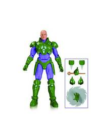 DC icons Lex Luthor Forever Evil personaggio Action