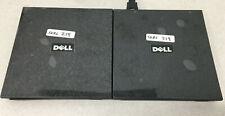 Dell E-Series PD02S External Optical Drive DVD/CD eSATA DVD-ROM Lot of 2