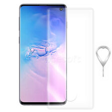 Bubble-Free 3D Tempered Glass Screen Protector Film for Samsung Galaxy S10 G973U