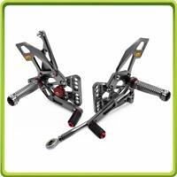 Für Suzuki GSXR1000 2005-2006 K5 K6 GSX-R1000 Fußrastenanlage Fußrasten Rearsets