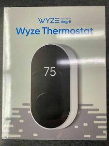 New Wyze Thermostat Brand New & Sealed