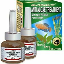 eSHa Protalon 707 Anti Algae Aquarium Fish Tank Treatment Plant Friendly 20ml