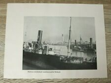 Blatt Bilder Divisions Gefechtsstand Leuchtturm 1940 Dünkirchen Öltank 2.WK WWII