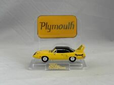 Loose 1/62 Racing Champions Mint Set Special Issue 70 Plymouth Superbird Yellow