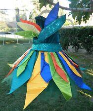 WISHCRAFT Chasing Fireflies girls BIRDS OF PARADISE Halloween COSTUME* 6 NEW