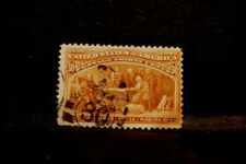 Stamp US  # 239  USED, rich color  F/VF 1893
