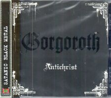 GORGOROTH - ANTICHRIST - CD NEW !!!! WITH OBI - OOP !!! ULTRA RARE!!! 1996