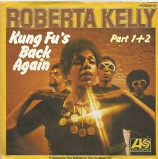 Roberta Kelly - Kung Fu's Back Again (Part I & II) (Vinyl-Single 1974) !!!