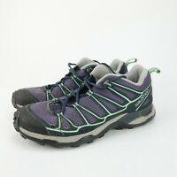 Salomon WOMEN'S Blue X-Ultra Running Trail Sneakers Size 9 US