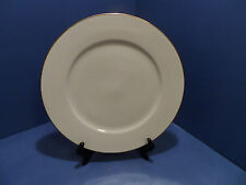 Gibson Ivory China with Gold Rim  - Dinner Plate - GC