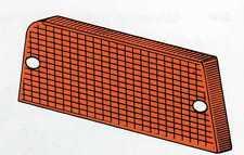 Plastica fanalino posteriore dx arancio Fiat 131