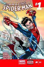 AMAZING SPIDER-MAN VOL.3 #1 MARVEL COMICS 2014 FIRST PRINT