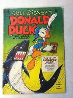 DONALD DUCK four color #291 MAGIC HOURGLASS, BARKS, DELL, WALT DISNEY, 1950