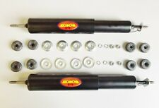 2X Heavy Duty Front Shock Absorbers For Toyota Land Cruiser Amazon 4.2TD HDJ80