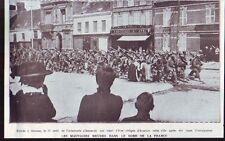 1914  --  ENTREE A AMIENS LE 31 AOUT DE L INFANTERIE ALLEMANDE   £565
