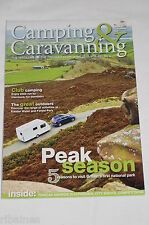 Camping and Caravanning June 2010/Swift Bolero 600/Elddis Xplore 302/Mini Clubma