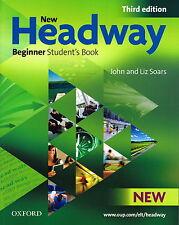 Oxford nuovi progressi Principiante terza edizione del libro Studente | John & Liz arriva fino @NEW