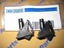 2 Ford F150 F250 F350 F450 Bronco Windshield Wiper Washer Fluid Nozzle OEM New