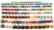 Brand New Warhammer Paints - Multiple Colors , Free Combined Shipping